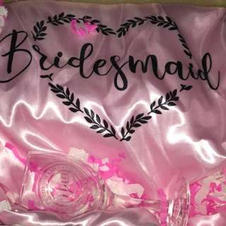 SOUVENIR FOR BRIDESMAID, GROOMSMEN, PRINCIPAL SPONSORS