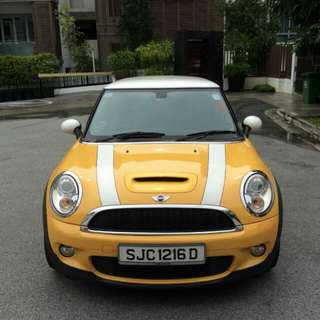 MINI COOPER S 1.6(A) TURBO 2008