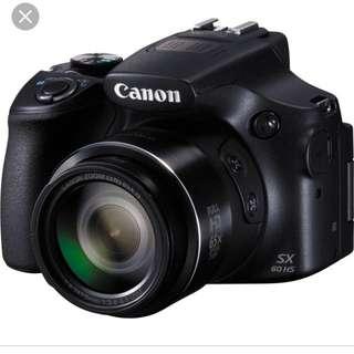 Canon SX 60HS