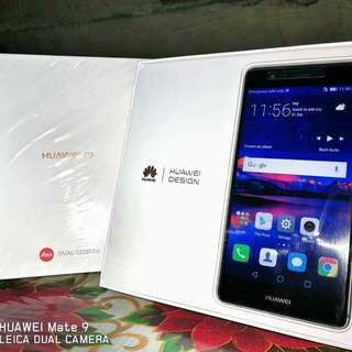 Huawei P9 32gb Duos LTE Factory Unlock Complete