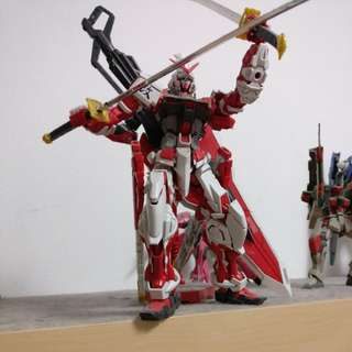 Astray red