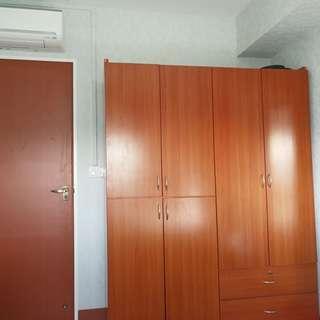 Room for rent at Chua Chu Kang