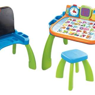 VTech Touch & Learn Activity Desk