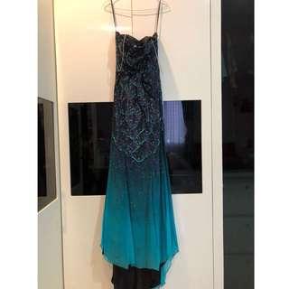 dress blue marine black