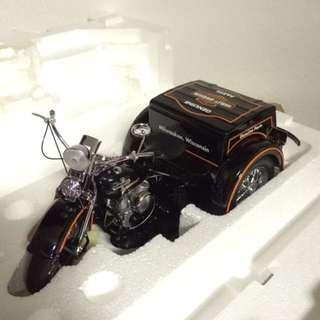 1/10 Harley Davidson. Franklin Mint.