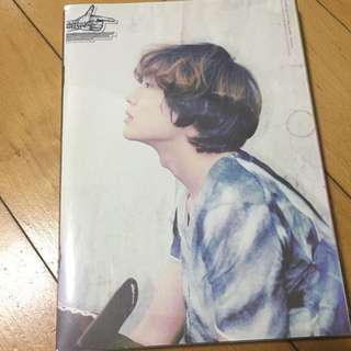 SHINee Sherlock Album With 小卡