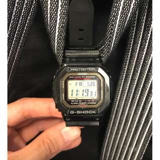Casio G-SHOCK GW-S5600-1JF Tough Solar Carbon Fiber Collection