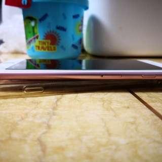 Iphone 6s plus 玫瑰金 64GB