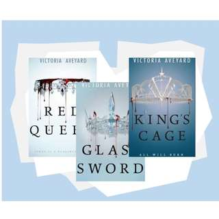 Red Queen Trilogy