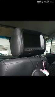 BRAND NEW headrest monitor display