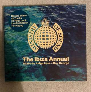 Ministry of Sound - The Ibiza Annual