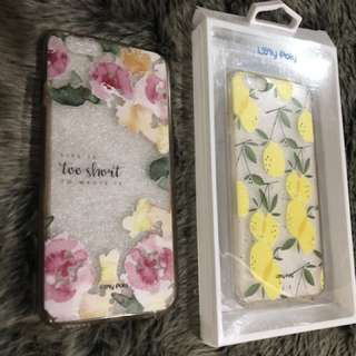 Iphone 6 case loly poly