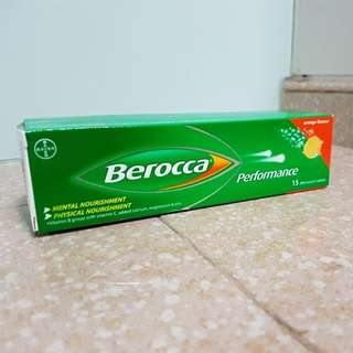 Berocca Expired Jan 2019 health multi vit