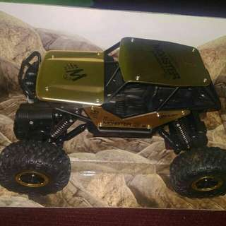 RC Rock Crawler skala 1:18 4x4WD