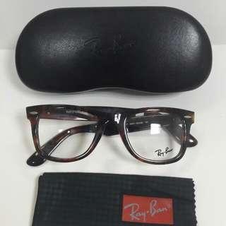 Authentic Rayban Wayfarer Eyeglasses Oakley Police Burberry