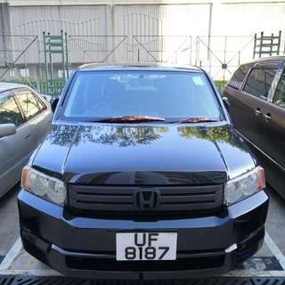 2009 HONDA Crossroad 20X