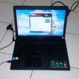 ASUS X550LD CORE I5 HUSWELL