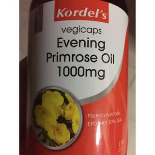 Primrose Oil Hair Supplement and Prevention