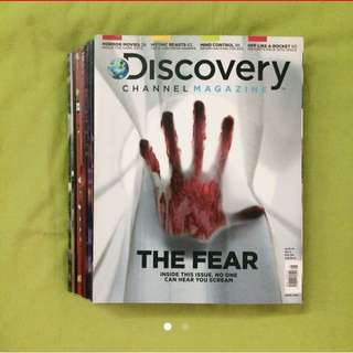 Discovery Magazines