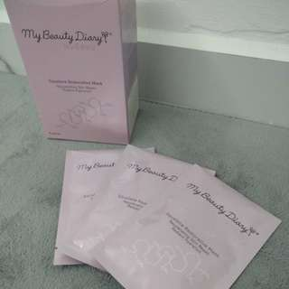 My Beauty Diary Squalene Restorative Mask
