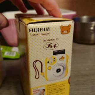 Fujifilm 懶懶熊