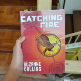The Hunger Games : Catching Fire Novel