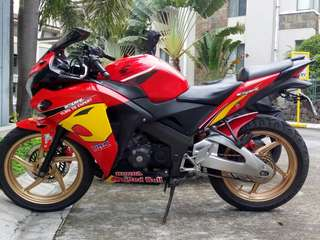 Honda cbr150fi