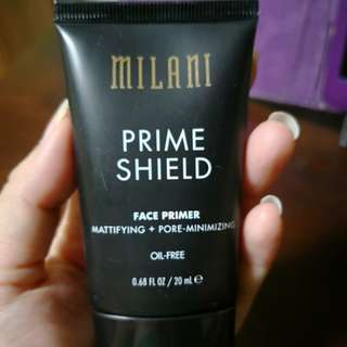 Milani Prime Shield Mattifying + Pore Minimizing Primer