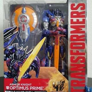 Transformers LA Optimus Prime and AOE Grimlock