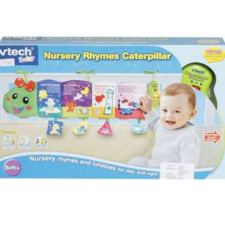 VTech Nursery Rhyme Caterpillar