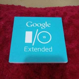 Notepad Google Besar #cintadiskon