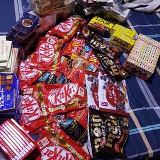 Japan Chocolates