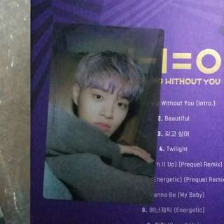 WTS Wanna One Lee Daehwi