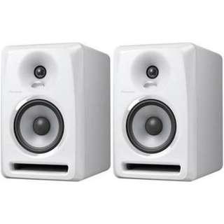 pioneer sdj 50  dj monitor speaker