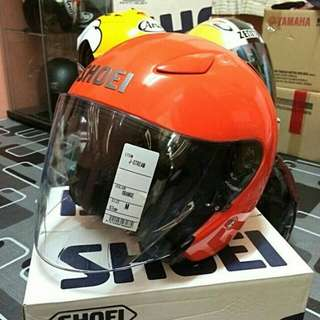 Shoei Jstream orange