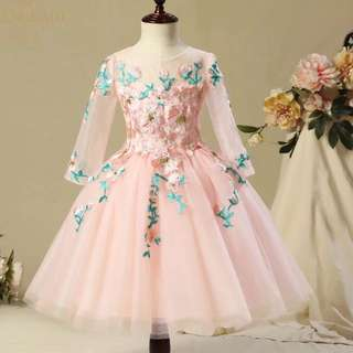 Princess Dress girl dress pink