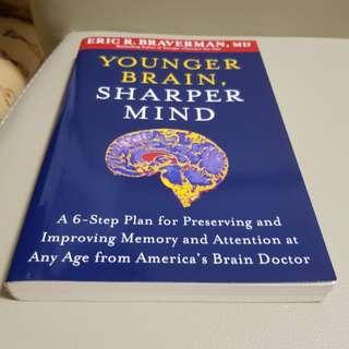 Book - younger brain, sharper mind