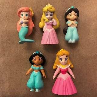 阿拉丁 Aladdin 白雪公主 迪士尼 Disney 城堡 公主 Cinderella 灰姑娘 睡公主 小魚仙 ariel 扭蛋