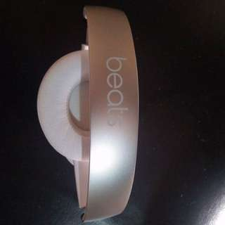 Beats Solo ( White )