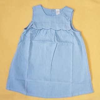 CNY SALE - Soft denim dress