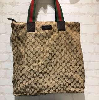 Gucci 手袋 (新舊如圖)