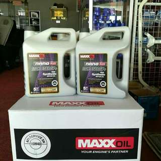 Engine Oil MaxxOil Nanoplus