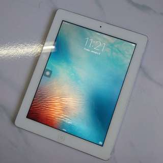 ipad 3 white 64gb Wi-Fi + cellular