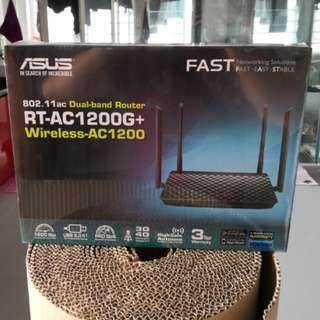 Asus Dual Band AC Router