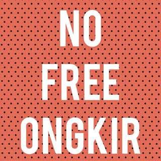 No Free Ongkir