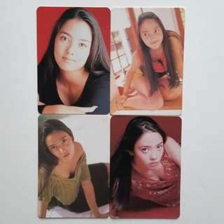 中山亞微梨 4張卡 ( 88 )