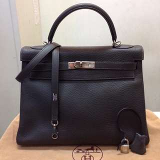 Authentic Hermes Kelly 32