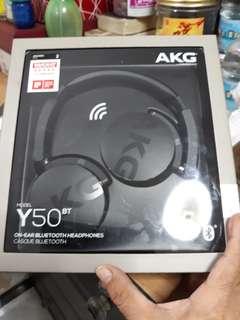 Headphones AKG