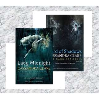 Lady Midnight & Lord of Shadows