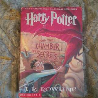 Harry Potter and the secret of the chamber